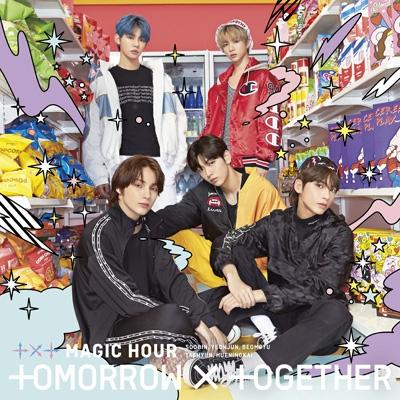 MAGIC HOUR [通常盤][CD MAXI] - TOMORROW X TOGETHER - UNIVERSAL MUSIC JAPAN