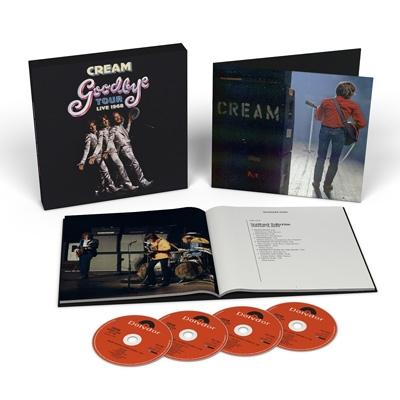 Goodbye Tour -Live 1968 (4枚組 SHM-CD)