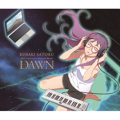 """神前 暁 20th Anniversary Selected Works """"DAWN"""""""