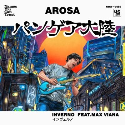 Pangea / Inverno Feat.Max Viana (7インチシングルレコード