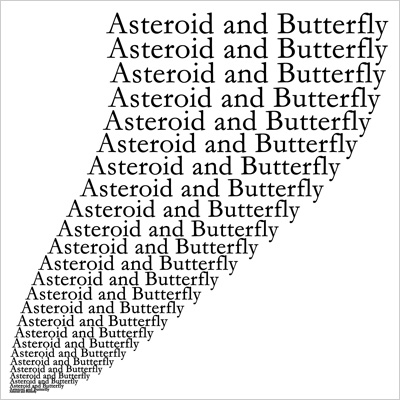 Asteroid And Butterfly (アナログレコード)