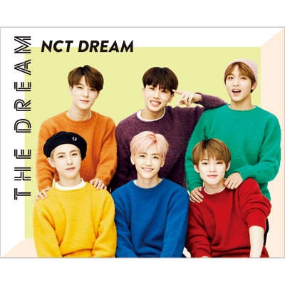 THE DREAM 【初回生産限定盤】<トールケースデジパック仕様>