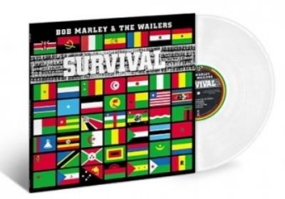 Survival (クリアヴァイナル仕様/180g重量盤レコード)