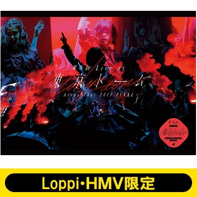 《Loppi・HMV限定 クリアポスター2枚付セット》 欅坂46 LIVE at 東京ドーム 〜ARENA TOUR 2019 FINAL〜【初回生産限定盤】(2Blu-ray)