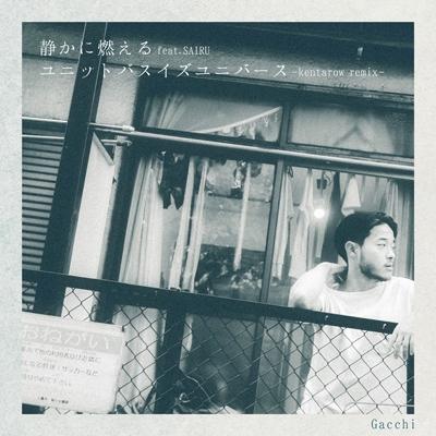 静かに燃えるfeat.SAIRU/ユニットバスイズユニバース -kentarow remix-(7インチシングルレコード)