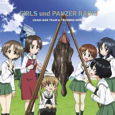 ラジオCD「ガールズ&パンツァーRADIO ウサギさんチーム、もっともっと訓練中!」Vol.1