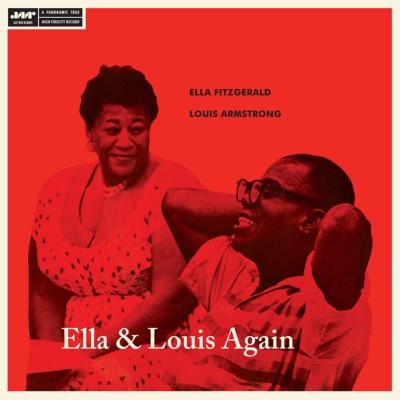 Ella & Louis Again (180グラム重量盤レコード/Wax Time)