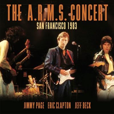 A.R.M.S.Concert San Francisco 1983 (2CD)