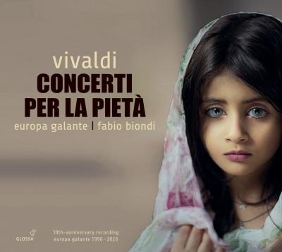Concerti per La Piata : Fabio Biondi(Vn)/ Europa Galante