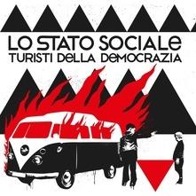 Turisti Della Democrazia (Vinili Bianco, Rosso)(2枚組./180グラム重量盤レコード)