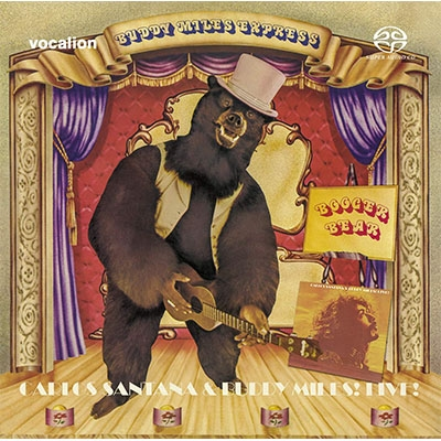 Buddy Miles: Booger Bear / Carlos Santana And Buddy Miles: Live!