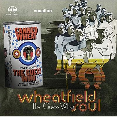 Wheatfield Soul / Canned Wheat (Hybrid SACD)