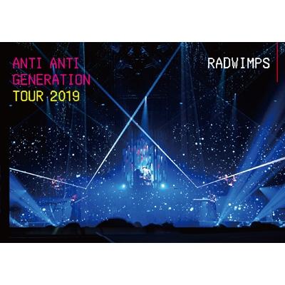ANTI ANTI GENERATION TOUR 2019 (Blu-ray)