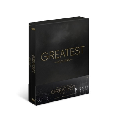 god 20th Concert: GREATEST (2Blu-ray+CD)