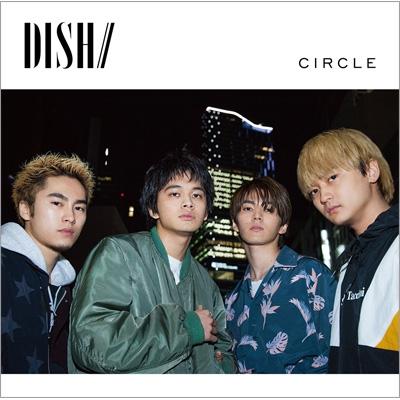 CIRCLE 【初回生産限定盤B】(CD+DVD)
