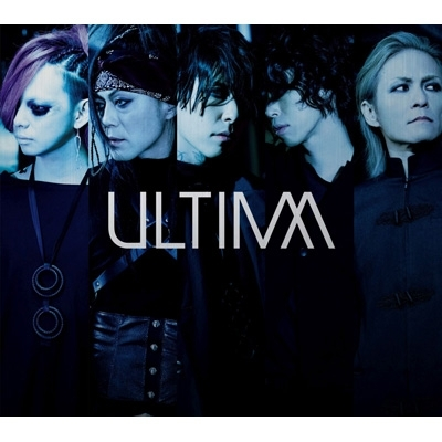 ULTIMA 【初回限定盤】(CD+DVD)