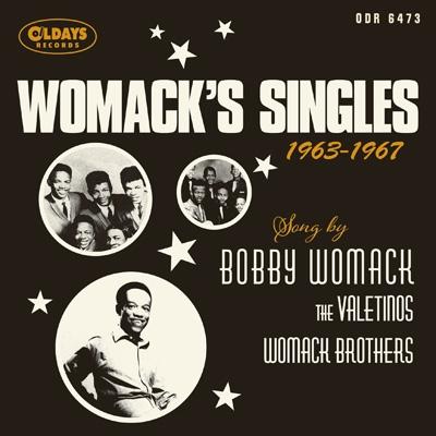 Womack's Singles 1963 -1967