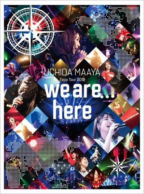 UCHIDA MAAYA Zepp Tour 2019「we are here」 (Blu-ray)