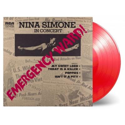 Emergency Ward (カラーヴァイナル仕様/180グラム重量盤レコード/Music On Vinyl)