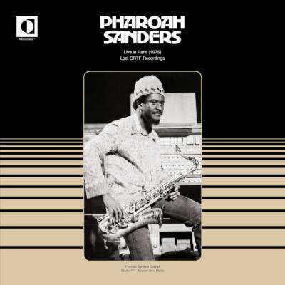 Live In Paris (1975)(Lost Ortf Recordings)(アナログレコード)