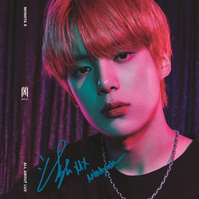 ALL ABOUT LUV (Minhyuk -Standard Casemade Book 6)