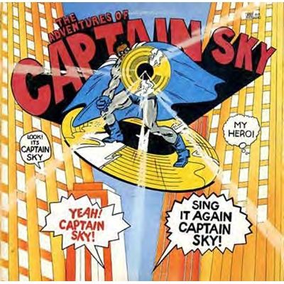 Adventures Of Captain Sky