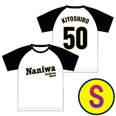 阪神タイガース風ベースボールTシャツ Sサイズ
