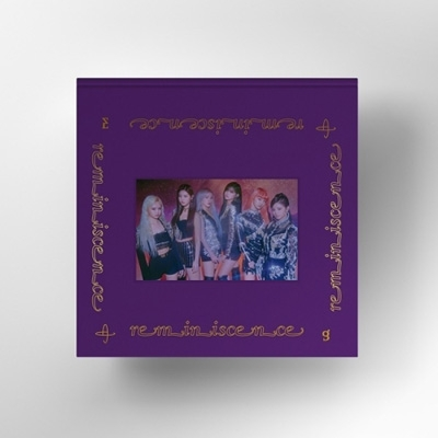 1st Mini Album: reminiscence