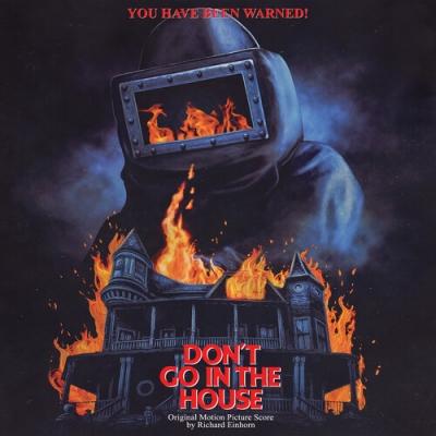 恐怖の火あぶり Don't Go In The House オリジナルサウンドトラック (カラーヴァイナル仕様/2枚組/180グラム重量盤レコード/WAXWORK)