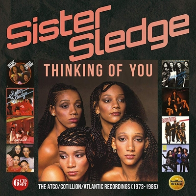 Thinking Of You: The Atco / Cotillion / Atlantic Recordings (1973-1985)(6CD BOX)