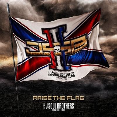 RAISE THE FLAG 【初回生産限定盤】(ALBUM+Blu-ray&Blu-ray2枚組)