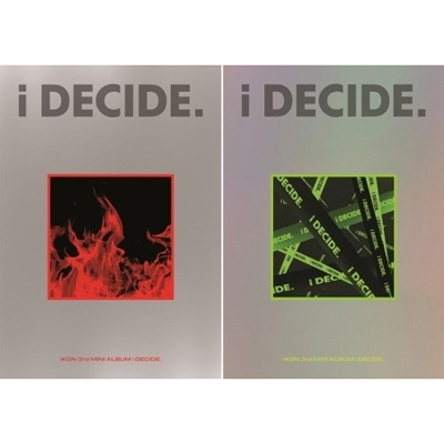 3rd Mini Album: i DECIDE.(ランダムカバー・バージョン)