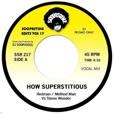 How Superstitious (7インチシングルレコード)
