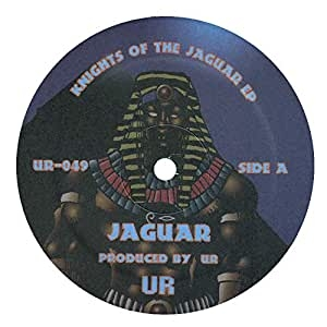 Knights Of The Jaguar Ep (12インチシングルレコード)