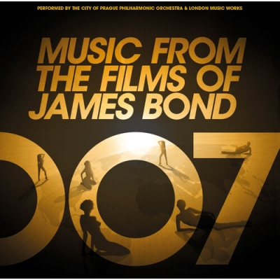 Music From The Films Of James Bond (2枚組アナログレコード)