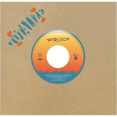 THEME FROM ELECTRIC SURFBOARD (THEME FROM SKATEBOARD)/ PROTO DANCE (7インチシングルレコード)