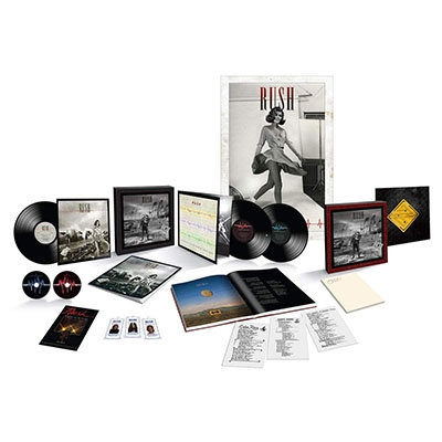 Permanent Waves: 40th Anniversary (2CD+3LP Super Deluxe Edition)
