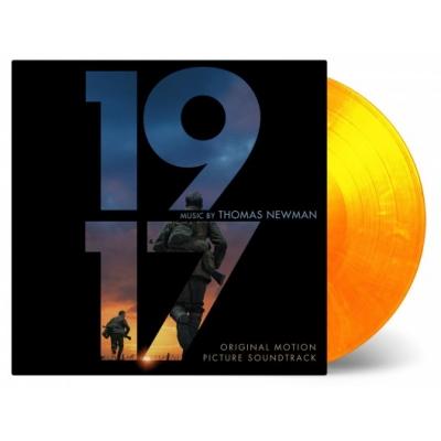 1917 (カラーヴァイナル仕様/2枚組/180グラム重量盤レコード/Music On Vinyl)
