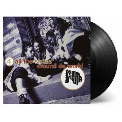 4 All The Sistas Around Da World (180グラム重量盤レコード/Music On Vinyl)