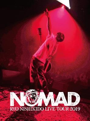 """錦戸亮 LIVE TOUR 2019""""NOMAD""""【初回限定盤】(2Blu-ray+フォトブック)"""