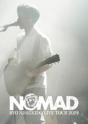 """錦戸亮 LIVE TOUR 2019""""NOMAD""""(DVD+CD)"""
