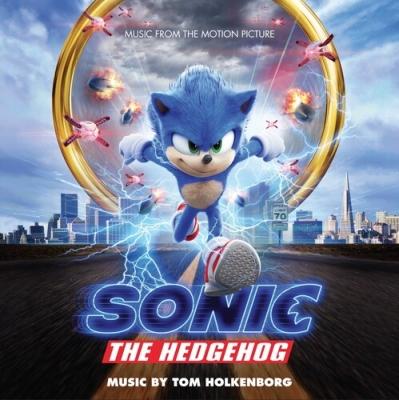 ソニック・ザ・ムービー Sonic The Hedgehog: Music From The Motion Picture オリジナルサウンドトラック (アナログレコード)