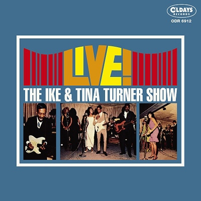 Live! The Ike & Tina Turner Show -Vol.1+2