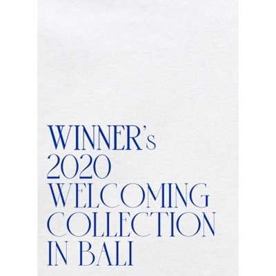 WINNER's 2020 WELCOMING COLLECTION IN BALI