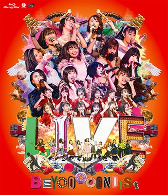 LIVE BEYOOOOOND1St (Blu-ray)