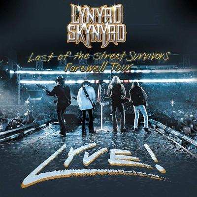 Last Of The Street Survivors Tour Lyve! (2CD+DVD)