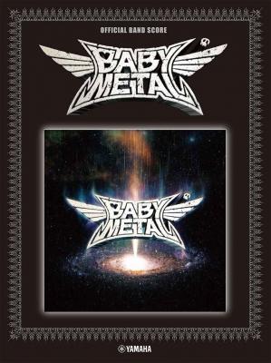 オフィシャル バンドスコア Babymetal 「metal Galaxy」