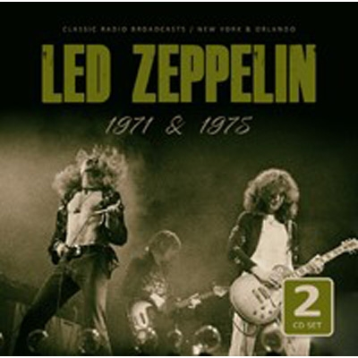 1971 & 1975 -Radio Broadcasts (2CD)