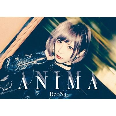ANIMA 【初回生産限定盤】(CD+DVD+Photo book)