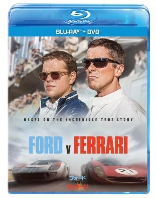 フォードvsフェラーリ ブルーレイ+DVDセット